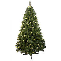 Искусственная елка Kvazar Снежанна салатовые кончики С007А 110 см Зеленая (2018093V-1897)