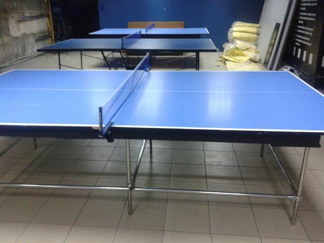 Теннисные столы для пинг понга
