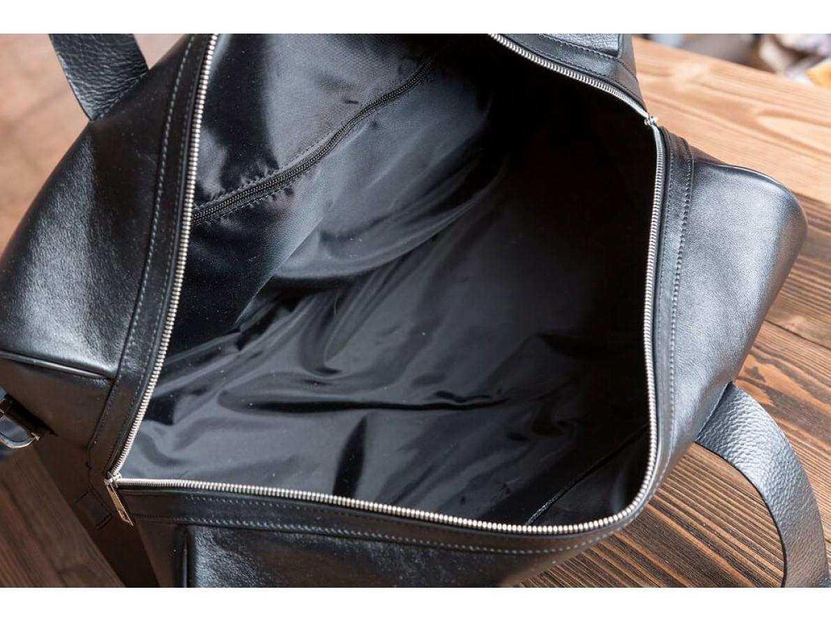 4cde89140c3e Дорожная сумка кожаная Blamont A370nB черная: 4 950 грн. - Сумки ...