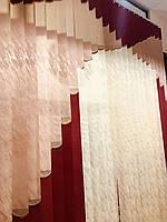 Вертикальні жалюзі як штори, фото 1