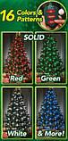 Гирлянда новогодняя Tree Dazzler (48 шариков) - светодиодная гирлянда конус, фото 4