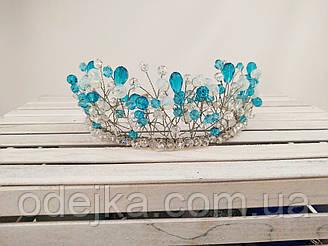 Голубая корона