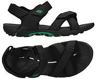 Мужские сандалии 4F D5314 черные