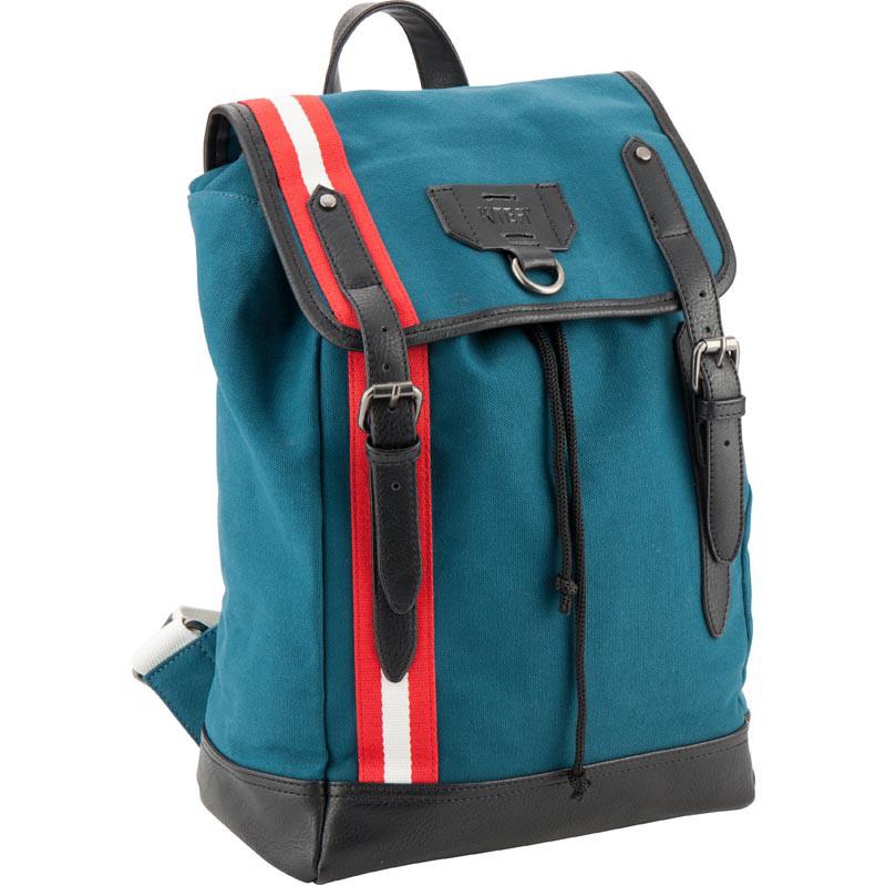 Рюкзак школьный Kite 34x25x14 см 12 л Зеленый (K18-896L-1)