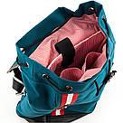 Рюкзак школьный Kite 34x25x14 см 12 л Зеленый (K18-896L-1), фото 6