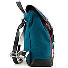 Рюкзак школьный Kite 34x25x14 см 12 л Зеленый (K18-896L-1), фото 7