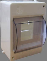 Коробка под автоматы ОВ-4 3-4 авт. с крышкой