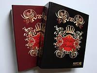 Альбом для монет в футляре Марсиа Престиж, фото 1