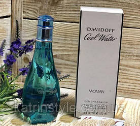 Женские духи реплика Davidoff Cool Water Woman Eau De Toilette 100 ml