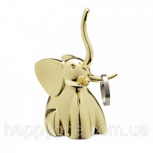 Держатель для колец Zoola Elephant Umbra (латунь)