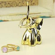 Держатель для колец Zoola Elephant Umbra (латунь), фото 2