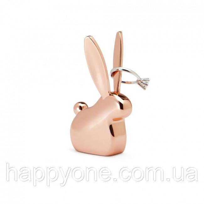 Держатель для колец Anigram Bunny Umbra (медь)