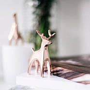 Держатель для колец Anigram Reindeer Umbra (медь), фото 3