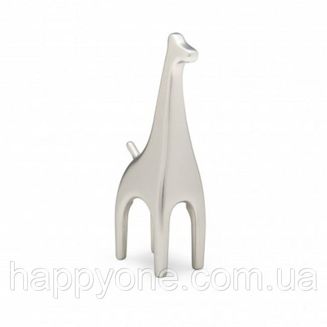 Держатель для колец Anigram Giraffe Umbra (никель)