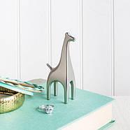 Держатель для колец Anigram Giraffe Umbra (никель), фото 3