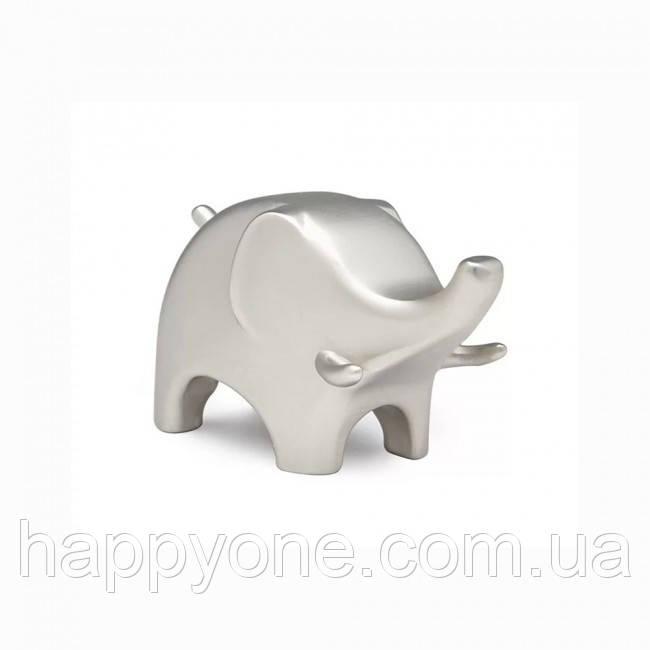 Держатель для колец Anigram Elephant Umbra (никель)