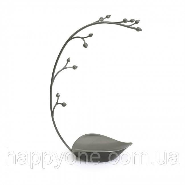 Органайзер для украшений Orchid Umbra (темный металл)