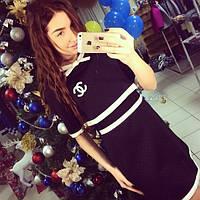 """Стильное платье """"Chanel"""", фото 1"""