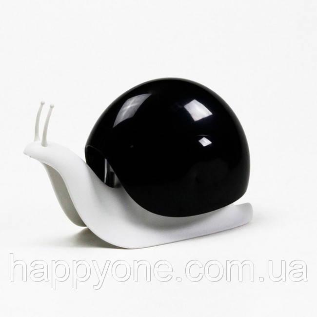 Диспенсер для жидкого мыла Escar Qualy (белый-черный)