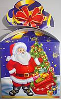 Новогодние коробки для конфет (700грам) 001