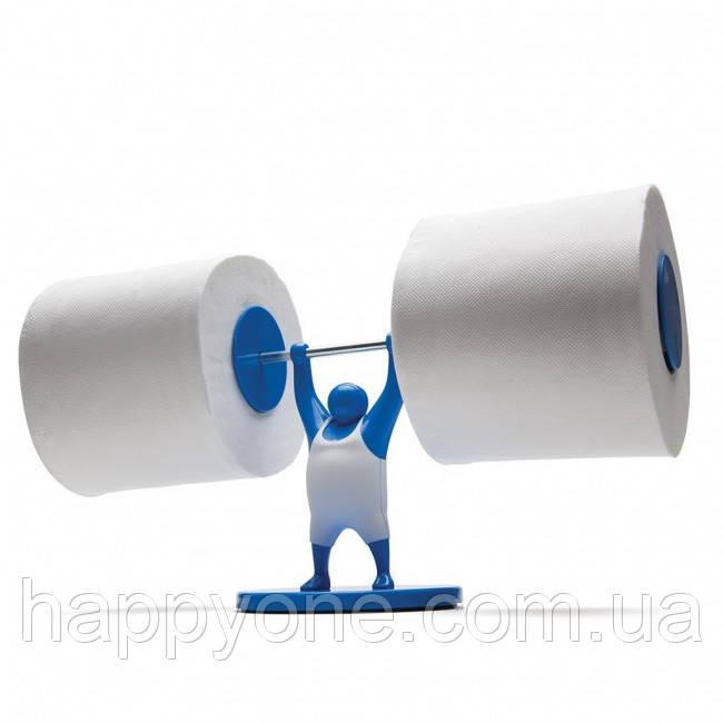 Держатель для рулонов Mr.T Monkey Business (синий)