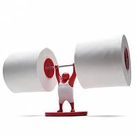 Держатель для рулонов Mr.T Monkey Business (красный)