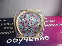 Бьюти-кейс. сумка для мастеров индустрии красоты . С цветочным принтом., фото 1
