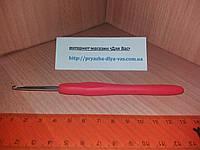 Крючок с прорезиненной ручкой № 3.0