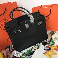 Елегантная женская сумка Гермес Биркин 35 см золото (реплика) 5652f1003e75c