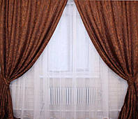 Готовые шторы большой плотности