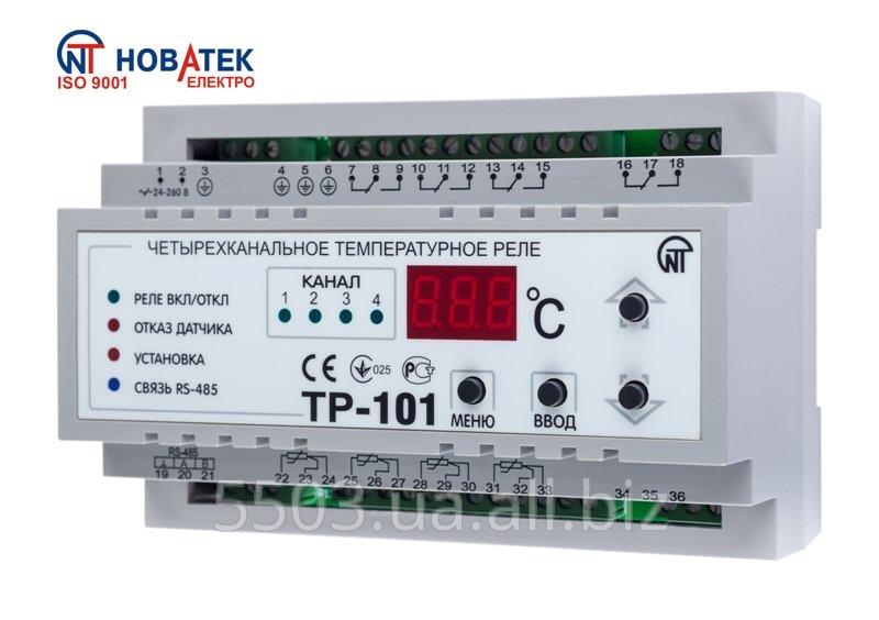 Температурное реле ТР-101
