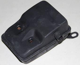 Глушник бензокоси