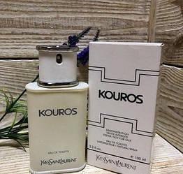 Духи мужские реплика Yves Saint Laurent Kouros Eau De Toilette 100 ml