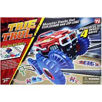 Trix Trux монстр-трек маленький набор в комплекте 1 машинки