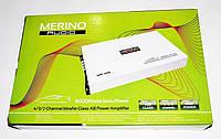 Автомобильный усилитель звука Merino Audio MR-455 8000 Вт, фото 8