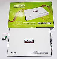 Автомобильный усилитель звука Merino Audio MR-455 8000 Вт, фото 7