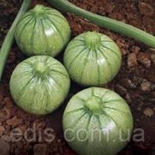 Кабачок круглый Колобок 3 г, семена Яскрава