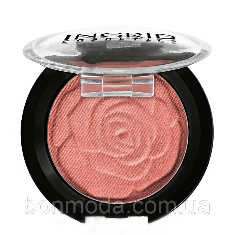 Румяна Satin Touch Blush Ingrid Cosmetics № 10