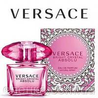 Versace Bright Crystal Absolu, соблазнительный женский парфюм Версаче Брайт Кристалл Абсолю