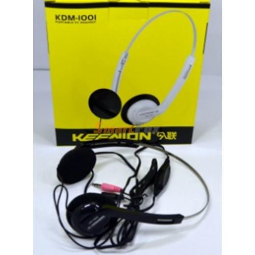 Наушники проводные KEENION KDM-1001