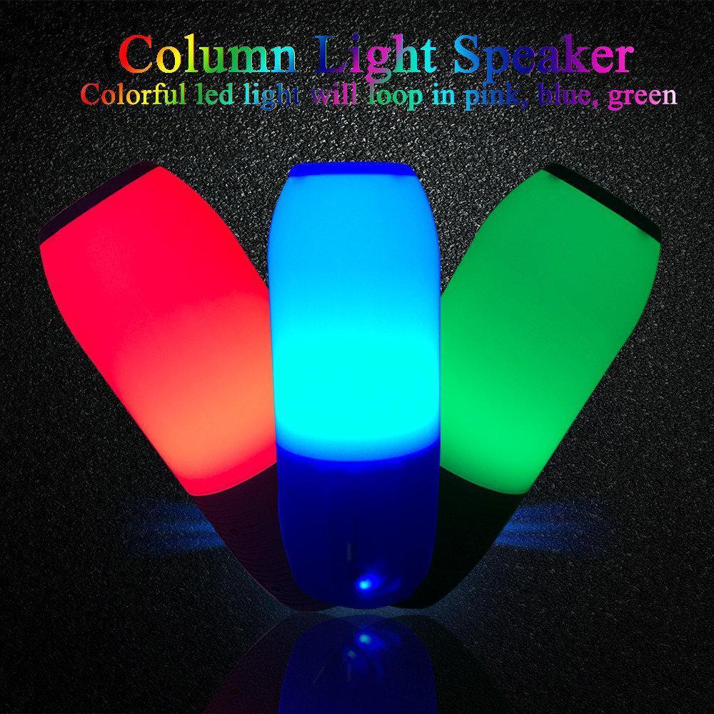 Колонка Bluetooth Q690 LED