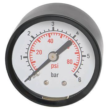Манометр центральний 0-10 бар 50мм AQUATICA (779539)