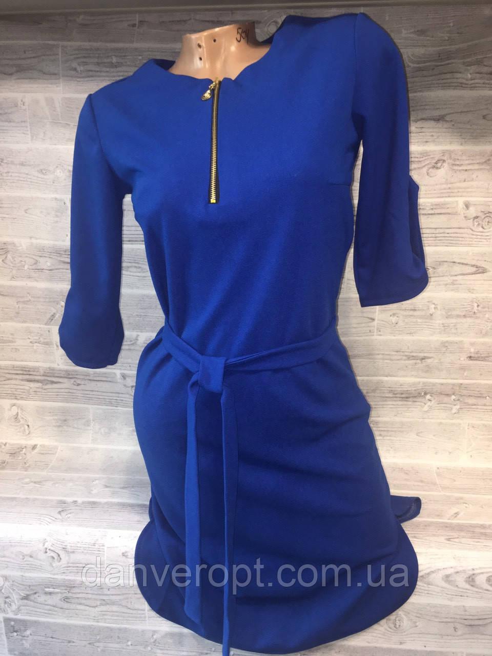 40078b49a7c Платье женское стильное размер 44-50 купить оптом со склада 7км Одесса
