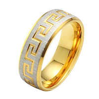 "Мужское кольцо ""Эллада"", фото 1"