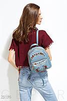 Небольшой рюкзак вышивка Gepur 25196