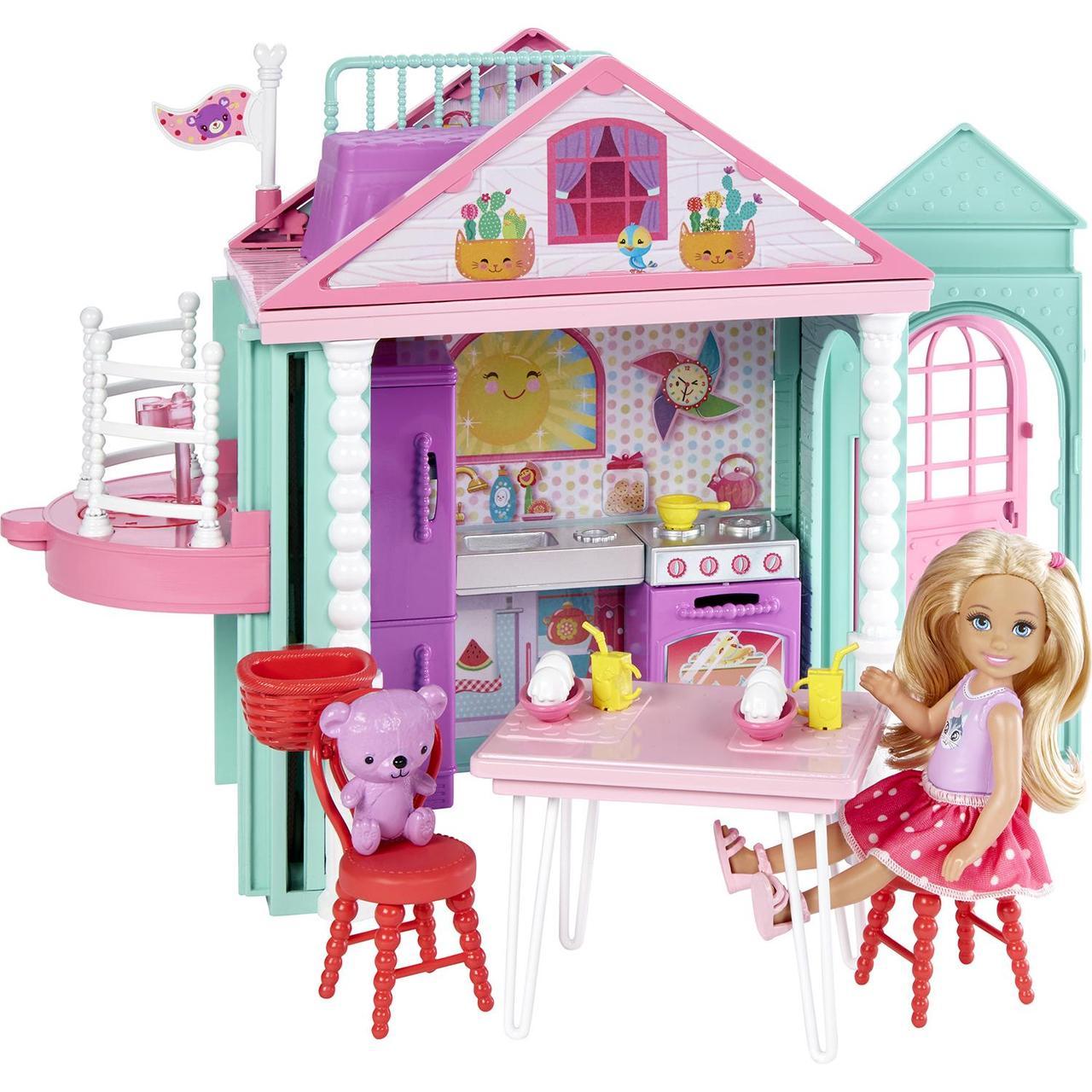 Домик развлечений Челси Barbie