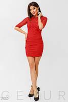 Яркое вечернее платье Gepur 29182