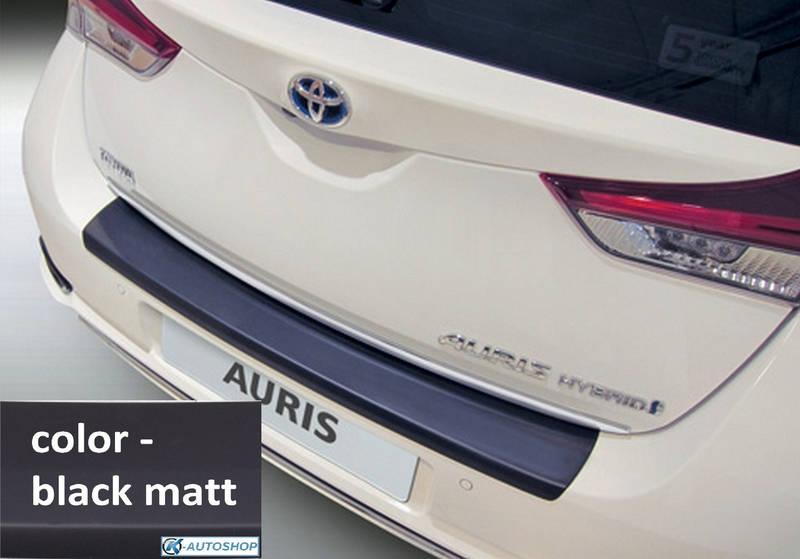 RBP911 Toyota Auris 5dr 2015> rear bumper protector