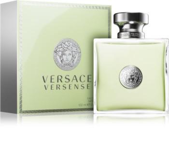 Женский аромат Versace Versense
