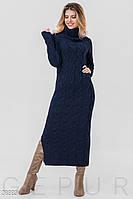 Длинное платье-свитер Gepur 28883